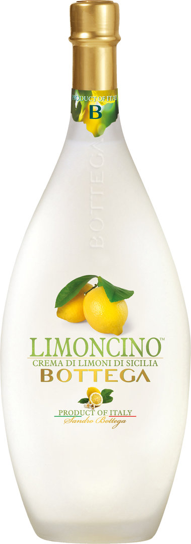 Crema di Limoncino Bottega 500ml